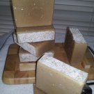 Oatmeal Honey and Goats Milk Soap