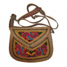 Girls Satchel Bag Embroidered