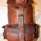 Toddler backpack /vintage style / laptop /camera /overnight backpack.