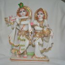 Divine lovers statue of lord krishna and radha. A perfect gift for those who are in love.