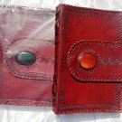Combo pack of Real Leather handmade Sketchbook Scrapbook Notebook Diary Journal. Pack #29