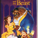 BEAUTY AND THE BEAST Walt Disney's Black Diamond Edition VHS Clamshell 717951325037