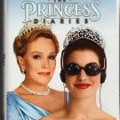 THE PRINCESS DIARIES Walt Disney's VHS Clamshell 23638
