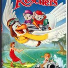 THE RESCUERS Walt Disney's Black Diamond Edition VHS Clamshell 717951399038