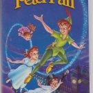 PETER PAN Walt Disney's Classic VHS Clamshell Black Diamond Edition 012257960037