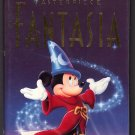 FANTASIA Walt Disney's Masterpiece VHS Clamshell (Intro with Deems Taylor) 1132