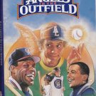 ANGELS IN THE OUTFIELD Disney's VHS Clamshell 765362753031