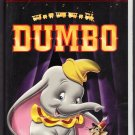 DUMBO Walt Disney's 60th Anniversary Edition VHS Clamshell 21623