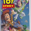 TOY STORY (1) Walt Disney's VHS Clamshell 6703