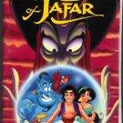 THE RETURN OF JAFAR (ALADDIN) Walt Disney's VHS Clamshell 765362237036