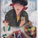 ANASTASIA (Animated 1998) VHS Clamshell 086162276439