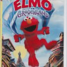 THE ADVENTURES OF ELMO IN GROUCHLAND Sesame Street VHS Clamshell 043396045286