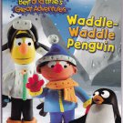 Sesame Street WADDLE WADDLE PENGUIN - PB Reading Level 1 (Good / Gently Used)