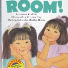 NOT ENOUGH ROOM! - PB Hello Math Reader Level 2 K-2 (Good / Gently Used)