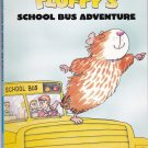FLUFFY'S SCHOOL BUS ADVENTURE by Kate McMullan - PB Level 3 Grades 1-2 (Acceptable / Readers)