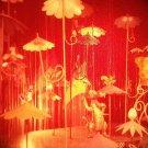 Disneyland 35mm TROPICAL RAIN FOREST Souvenir Slide PANA-VUE (Vintage) VP543