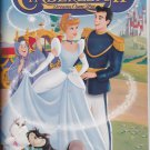 CINDERELLA 2 Walt Disney's Masterpiece Collection VHS Clamshell