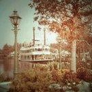 Disneyland 35mm MARK TWAIN Frontierland Souvenir Slide PANA-VUE (Vintage) VP42A1
