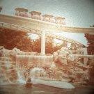 Disneyland 35mm PEOPLEMOVER OVER SUB. LAGOON Souvenir Slide PANA-VUE (Vintage) VP60A5