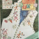 NEW - Daisy Kingdom Country Patches #11404 Harvest Garden / Sewing Fabric