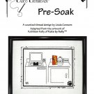 Calico Crossroads PRE-SOAK Kats By Kelly Cross-Stitch Pattern