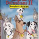101 DALMATIANS II (2) Patch's London Adventure Disney VHS Clamshell 786936164916