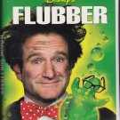 FLUBBER Walt Disney VHS Clamshell Robin Williams 12868