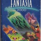 FANTASIA 2000 Walt Disney VHS Clamshell 786936136388