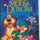 GREAT MOUSE DETECTIVE Walt Disney's Black Diamond VHS Clamshell 1360