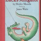 ZACK'S ALLIGATOR By Shirley Mozelle (HC) 0060243090 (Acceptable/Readers)