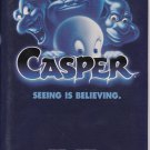 Casper (The Friendly Ghost) VHS Clamshell 096898231633