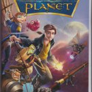 TREASURE PLANET Walt Disney VHS Clamshell 786936200058