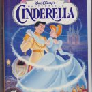 CINDERELLA Walt Disney's Masterpiece Collection VHS Clamshell 786936526530