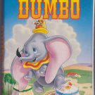 DUMBO Walt Disney's Black Diamond VHS Clamshell 012257024036
