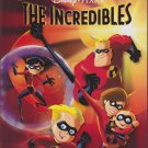 Disney's World Of Reading THE INCREDIBLES (HC) 0717277615 (Like New)