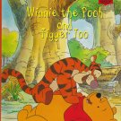 Disney's World Of Reading WINNIE THE POOH & TIGGER TOO (HC) 0717289664 (Like New)