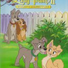 Disney's World Of Reading LADY AND THE TRAMP 2 SCAMP'S ADVENTURE (HC) 0717267466 (Like New)