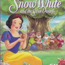 Disney's World Of Reading SNOW WHITE AND THE SEVEN DWARFS (HC) 0717283437 (Like New)