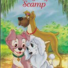Disney's World Of Reading OUR HERO, SCAMP Lady & The Tramp (HC) 0717260623 (Like New)