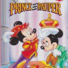Disney's World Of Reading PRINCE AND THE PAUPER (HC) 0717283208 (Like New)