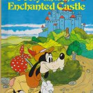Disney's World Of Reading GOOFY AND THE ENCHANTED CASTLE (HC) 0439911427 (Like New)
