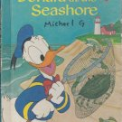Disney's World Of Reading DONALD AT THE SEASHORE (HC) 039485733X (Acceptable/Readers)