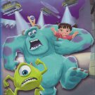 Disney's World Of Reading MONSTERS, INC. (HC) 9780717265473 (Good/Gently Used)
