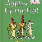 Dr. Seuss TEN APPLES UP ON TOP (HC) 9780679892472 (Like New)