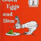 Dr. Seuss GREEN EGGS AND HAM (HC) (Like New)