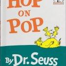 Dr. Seuss HOP ON POP (HC) 093480029X (Like New)