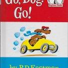 P.D. Eastman GO, DOG. GO! (HC) 0394800206 (Like New)