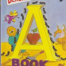 "Berenstain ""A"" BOOK (HC) 0679887059 (Like New)"