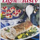 LIGHT & TASTY Magazine Dec/Jan 04 Back Issue (Taste Of Home Cooking)
