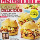 TASTE OF HOME Cooking Magazine April/May 2013 Back Issue